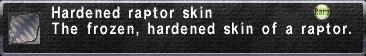 Hd. Raptor skin