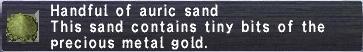 Auric Sand