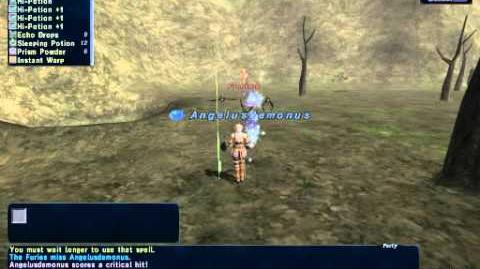 FFXI - Wings of Fury Solo