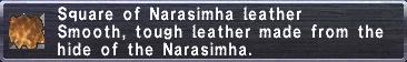 Narasimha Leather