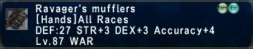 Ravager's Mufflers