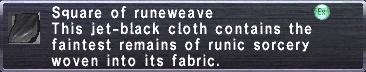 Runeweave