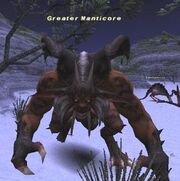 Greater Manticore