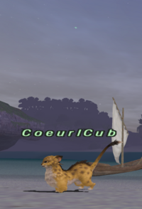 Rearing-coeurlcub