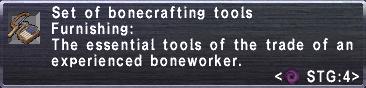 Bonecraft Tools