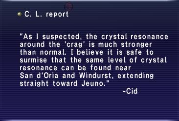 C L Report