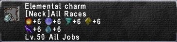 Elemental Charm