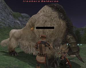 Ironhorn Baldurno
