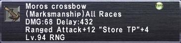Moros Crossbow
