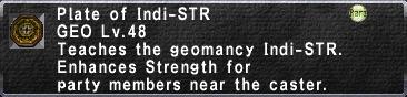 Indi-STR