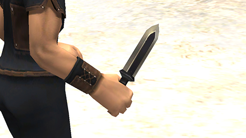 Norgish Dagger Appearance
