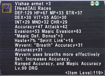 Vishap Armet +3