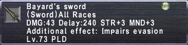 Bayard's-Sword