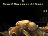Sword Sorcerer Solisoq