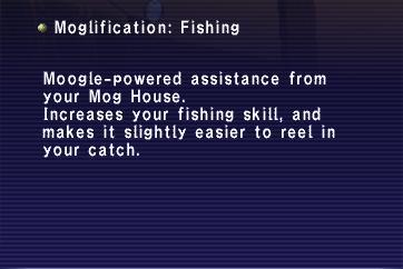 Moglification Fishing