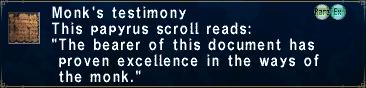 MonksTestimony