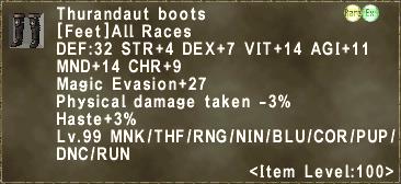 Thurandaut boots