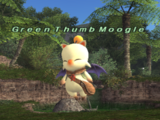 Green Thumb Moogle