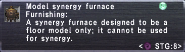 Model Synergy Furnace