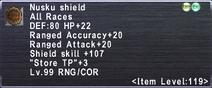 Nusku Shield