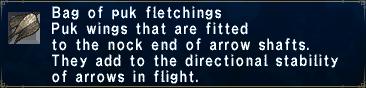 Puk Fletchings