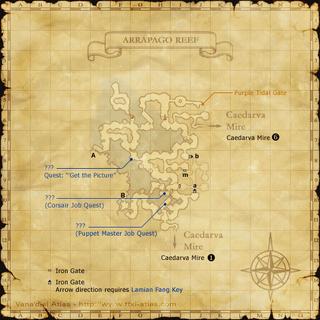 Arrapago Map 1