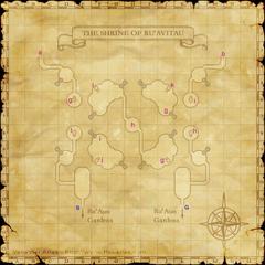 Map 3 - The Shrine of Ru'Avitau