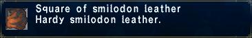 SmilodonLeather
