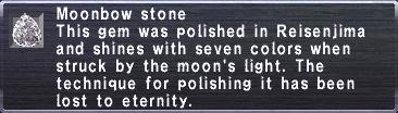 Moonbow Stone