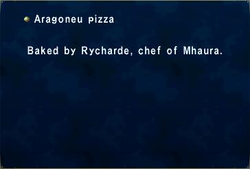 Aragoneu Pizza