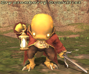 Cryptonberry Occultist