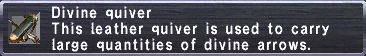 Divine Quiver