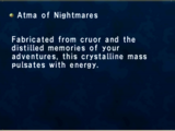 Atma of Nightmares