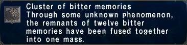 Bittercluster