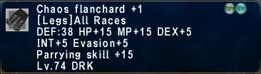 ChaosFlanchard +1