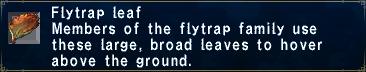 FlytrapLeaf