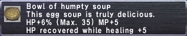 Humpty Soup