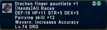 DrachenFingerGauntlets +1
