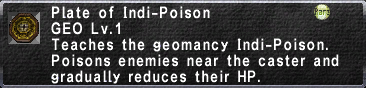 Indi-Poison