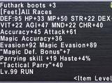 Futhark Boots +3