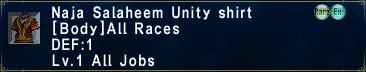 Naja unity shirt
