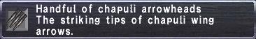 Chapuli Arrowheads