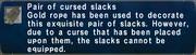 Cursed-slacks