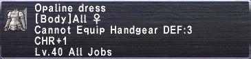 OpalineDress