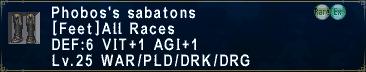 PhobossSabatons