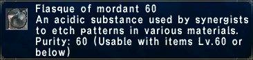 Mordant60