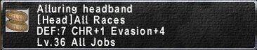 AlluringHeadband