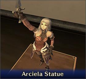 Arciela Statue 500px