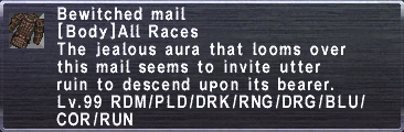 Bewitched Mail