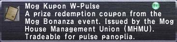 Kupon W-Pulse